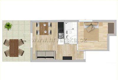 Appartements Zvonko