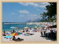 Baska Voda - Strand