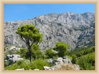 Biokovo oberhalb Makarska