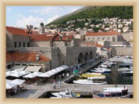 Dubrovnik - Hafen