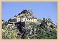 Knin - Festung