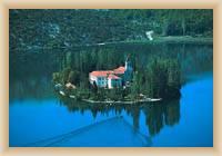 NP Krka - Inselchen mit Kloster