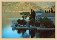Insel Mljet - Benediktiner Kloster