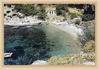 Insel Mljet - Sutmiholjska Bodden
