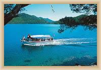 Nationaler Park Mljet - Ausflugsboot