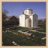 Nin - Kirche