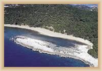 Insel Mljet - Saplunara