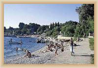 Insel Silba - Strand