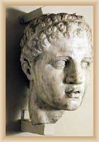Sinj - Herakles Statue