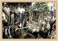 Sinj - Prozession