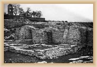 Skradin - Ruine beim Stadt