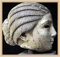 Solin - Salome Statue