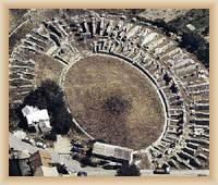 Solin - Amphitheatersreste