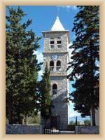 Zaton - Glockenturm