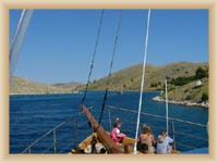 Inseln Kornati