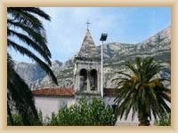 Makarska - Kirche