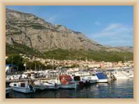 Makarska - Hafen