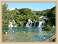 Nationaler Park Krka