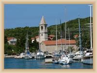 Stadt Ugljan - Hafen