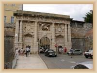 Zadar - Landtor