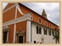 Zadar - Kirche st. Simeon