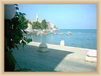Porec - Aussicht aus Cafe (Foto Herr Tillinger 2003)