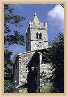 Hum - Pfarrkirche St. Jerom