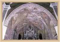 Pazin - Interieur der Kirche St. Nikolaus