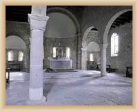 Krk - Interieur der Kirche St. Quirinus