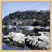 Insel Krk - Omisalj