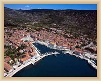 Insel Cres - Hafen