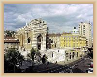 Rijeka - Kapuzinerkirche