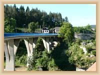Slunj - Straßenbrücke