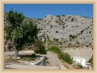 Beim Kanal von Velebit